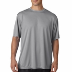 A4 Men's T-Shirt: 100% Polyester Cooling Performance Short Sleeve (N3142)