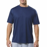 A4 Men's T-Shirt: 100% Polyester Marathon Short Sleeve (N3234)