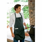 Adams Aprons  Apron: Two Pocket Full-Length East Care (AP30)