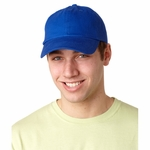 Adams Cap: 100% Cotton Essentials Brushed Twill (EB101)