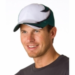 Adams Cap: 100% Cotton Score Velcro Closure (SR102)