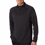 adidas Men's Athletic Top: Performance Half-Zip Training (A74)
