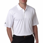 adidas Men's Polo Shirt: (A130)