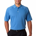 adidas Men's Polo Shirt: ClimaLite Tour Pique Short-Sleeve (A108)