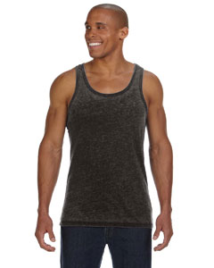 Alternative Men's Shaggy Tank Top: (02654BB)