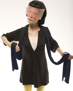 Alternative Unisex 3.3 oz. Pima Scarf: (AA7007)