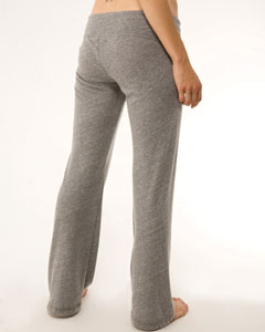 alternative Women's Sweatpants: 4.4 oz. Eco-Heather Long (AA1987)