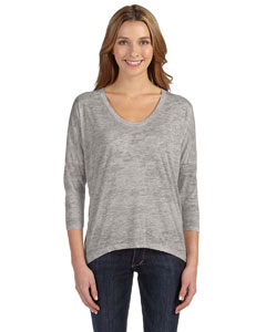 Alternative Women's Dolman Long-Sleeve T-Shirt: (02648B2)