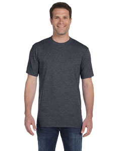 Anvil Mens Midweight Ringspun Cotton T-Shirt: (780)