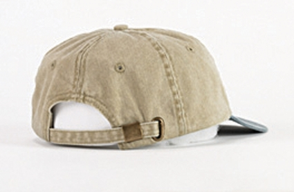 Anvil Cap: 100% Cotton 6-Panel Pigment-Dyed (145)