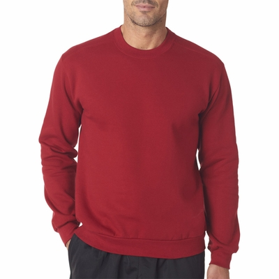 Anvil Men's Sweatshirt: Fashion Crewneck (71000)