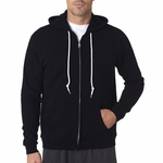 Anvil Men's Sweatshirt: Fashion Full Zip w/ Hood (71600)