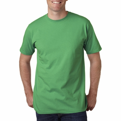 Anvil Men's T-Shirt: 100% Organic Cotton (OR420)
