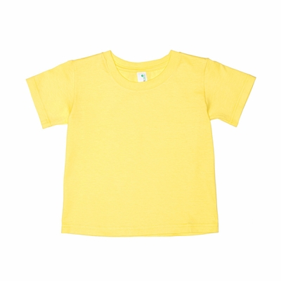 Anvil Toddler T-Shirt: 100% Organic Cotton Ringspun (490T)