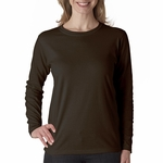 Anvil Women's T-Shirt: 100% Cotton Heavyweight Long-Sleeve (478)