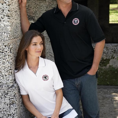 Men's Cotton Jersey Polo: (85032)