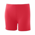 Augusta Sportswear Girls Shorts: Poly/Spandex Blend Low Rise with Moisture-Wicking (743)