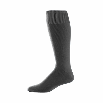 Augusta Sportswear Men's Game Socks: Intermediate Knee-length Tube (A6020)
