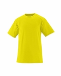 Augusta Sportswear Men's Exa  Poly/Spandex T-Shirt: (1070)