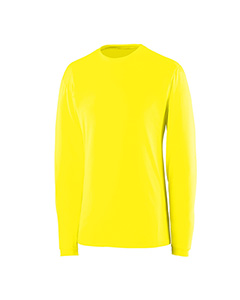Augusta Sportswear Men's Exa Long Sleeve T-Shirt: (AG1080)