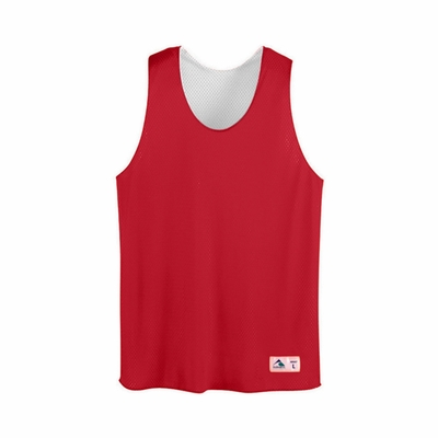 Augusta Sportswear Men's Tank Top: Tricot Mesh Reversible (AS197)