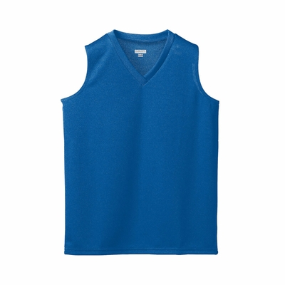Augusta Sportswear Women's Jersey: 100% Polyester Wicking Mesh Sleeveless (525)