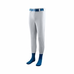 Augusta Sportswear Youth Baseball Pants:100% Polyester Double Knit with Back Patch Pocket (811)