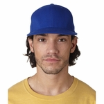 Badger Sport Cap: Pro Wool Solid Flex (S122)