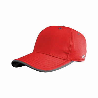 Badger Sport Cap: 100% Polyester Interlock Two-Toned Defender Pro Tech Flex (S323)