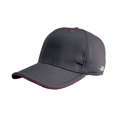 Badger Sport Cap: 100% Polyester Interlock Drive Two-Toned Pro Tech Flex Cap (S324)