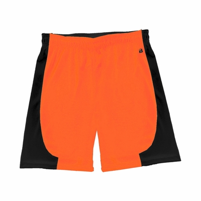 Badger Sport Girls Shorts: (2113)