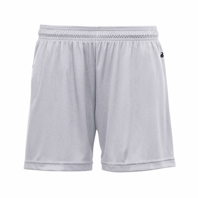 Badger Sport Girls Shorts: (B2116)
