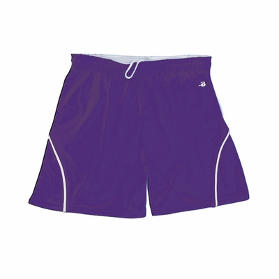 Badger Sport Ladies Shorts: (4101)