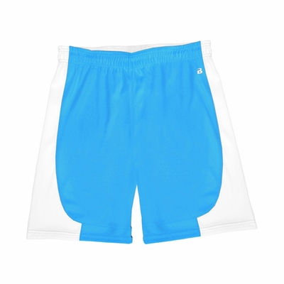 Badger Sport Ladies Shorts: (4113)
