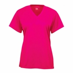 Badger Sport Ladies T-shirt: (4162)