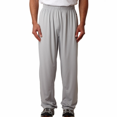 Badger Sport Men's Sweatpants: 100% Polyester Wicking Performance BT5 Long (4477)