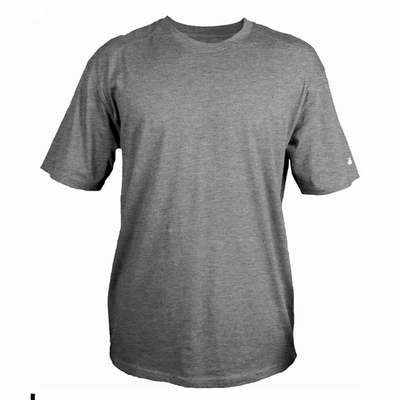 Badger Sport Men's T-Shirt: Cotton Blend Extreme Short Sleeve (4920)