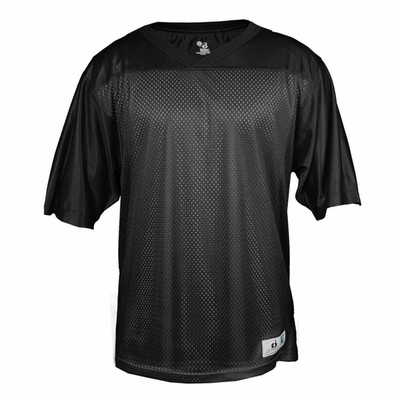 Badger Sport Men's T-Shirt: 100% Polyester Mesh/Dazzle Fan Jersey (B8565)