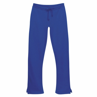 Badger Sport Women's Sweatpants: Cotton Blend Open Bottom (1257)