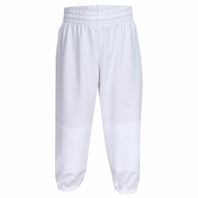 Badger Sport Youth Baseball Pants: 100% Polyester Pull-Up  (2299)