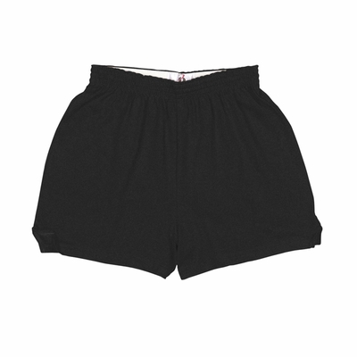 Badger Sport Youth Shorts: 50/50 Jersey Cheer 2-Inch (2202)