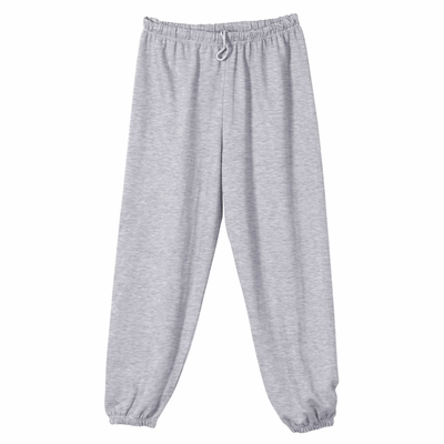 Badger Sport Youth Sweatpants: Cotton Blend Athletic Cut with Inside Drawcord (2255)