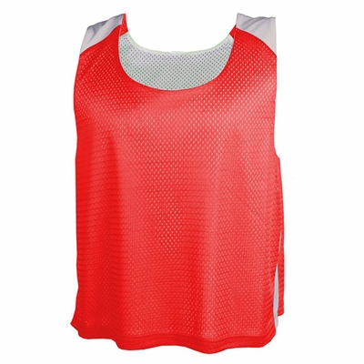 Badger Sport Youth Tank Top: 100% Polyester Mesh Practice Pinnie (2464)