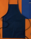 "Big Accessories Apron: Two-Pocket 30"" Adjustable Tie (APR53)"