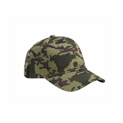 Big Accessories Camo Hat: (BX024)