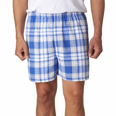 Boxercraft Men's Boxer Shorts: 100% Cotton Flannel Classic (F48)