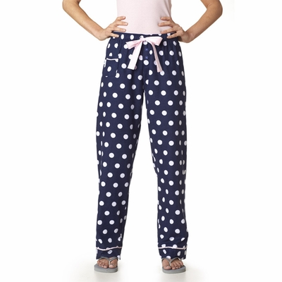 Boxercraft Women's Pajama Pants: 100% Cotton Flannel Pattern (F16)