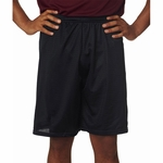 C2 Sport Men's Shorts: 100% Polyester Mesh/Tricot Performance 9-Inch Inseam (5109)