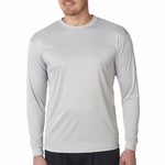 C2 Sport Men's T-Shirt: 100% Polyester Performance Long Sleeve (5104)
