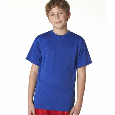 C2 Sport Youth T-Shirt: 100% Polyester Performance Short Sleeve (C5200)